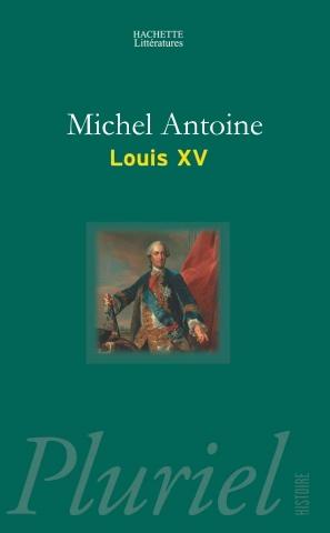 Couverture Louis XV