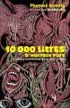 Couverture 10000 litres d'horreur pure Editions Au diable Vauvert 2007