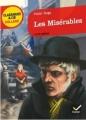 Couverture Les Misérables, abrégé Editions Hatier (Classiques & cie - Collège) 2012