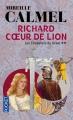 Couverture Richard coeur de lion, tome 2 : Les Chevaliers du Graal Editions Pocket 2015