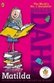Couverture Matilda Editions Puffin Books (My Roald Dahl) 2013