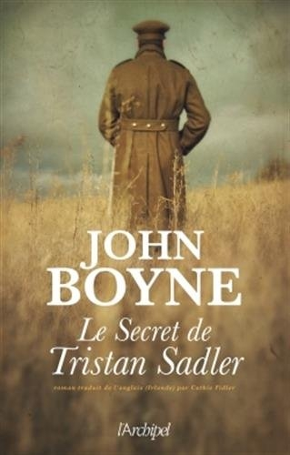 Couverture Le secret de Tristan Sadler