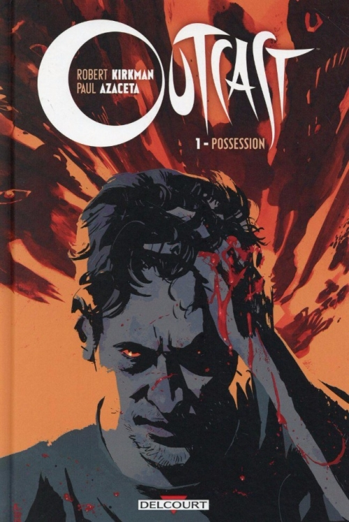 Couverture Outcast, tome 1 : Possession