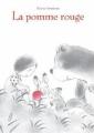 Couverture La pomme rouge Editions L'École des loisirs (Minimax) 2015