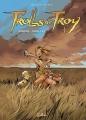 Couverture Trolls de Troy, intégrale, tomes 01 à 04 Editions Soleil (Légendes de Troy) 2013