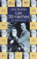 Couverture Les trente-neuf marches Editions Librio 1997