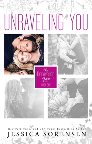Couverture Unraveling You, book 1: Unraveling You