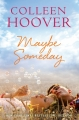 Couverture Maybe someday Editions Simon & Schuster 2014
