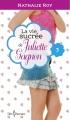 Couverture La vie sucrée de Juliette Gagnon, tome 3 : Escarpins vertigineux et café frappé à la cannelle Editions Libre Expression 2015
