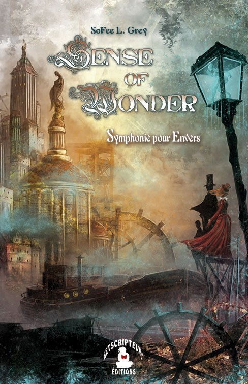 Couverture Sense of Wonder, Symphonie pour l'envers