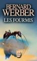 Couverture La trilogie des fourmis, tome 1 : Les fourmis Editions Le Livre de Poche 2014