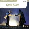 Couverture Dom Juan Editions Nathan (Carrés classiques) 2012