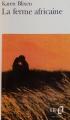 Couverture La ferme africaine Editions Folio  1998