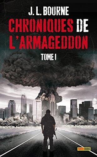 Couverture Chroniques de l'Armageddon, tome 1