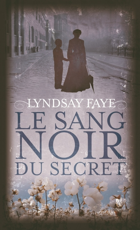 Couverture Le sang noir du secret