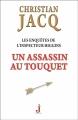 Couverture Les enquêtes de l'inspecteur Higgins, tome 17 : Un assassin au Touquet Editions J 2015
