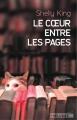 Couverture Le coeur entre les pages Editions Préludes 2015