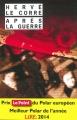 Couverture Après la guerre Editions Rivages (Noir) 2015