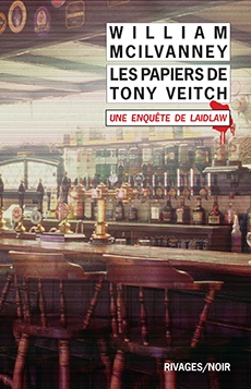 Couverture Les Papiers de Tony Veitch