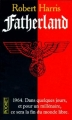Couverture Fatherland Editions Pocket 1997