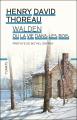 Couverture Walden ou la vie dans les bois / Walden Editions Flammarion (Climats) 2015