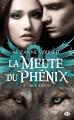 Couverture La meute du phénix, tome 3 : Nick Axton Editions Milady 2014