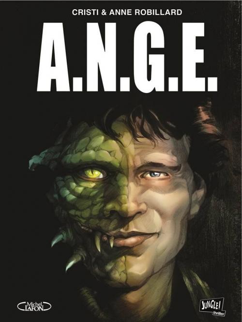 Couverture A.N.G.E. (BD), tome 1 : Genesis
