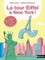 Couverture La Tour Eiffel à New-York Editions Nathan (Premières lectures) 2015