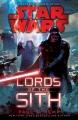 Couverture Star Wars : Les seigneurs des Sith Editions Del Rey Books 2015
