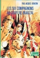 Couverture Les Six Compagnons au gouffre Marzal Editions Hachette (Bibliothèque verte) 1963