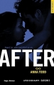 Couverture After, intégrale, tome 5 : After ever happy Editions Hugo & cie (New romance) 2015