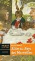 Couverture Alice au pays des merveilles / Les aventures d'Alice au pays des merveilles Editions Maxi Poche (Jeunesse) 2004