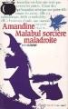 Couverture Amandine Malabul, tome 1 : Sorcière maladroite / Apprentie sorcière Editions Folio  (Cadet rouge) 1990