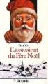 Couverture L'assassinat du Père Noël Editions Folio  (Junior) 1981