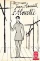 Couverture L'alouette Editions Le Livre de Poche 1964