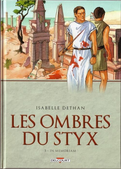 Couverture Les Ombres du Styx, tome 3 : In memoriam