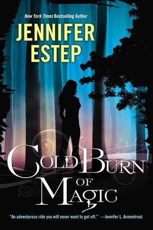 Couverture Black Blade, book 1: Cold Burn of Magic