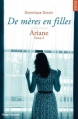 Couverture De mères en filles, tome 2 : Ariane Editions Hugo & cie 2015