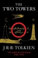 Couverture Le Seigneur des Anneaux, tome 2 : Les deux tours Editions Houghton Mifflin Harcourt 2012