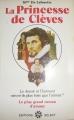 Couverture La princesse de Clèves Editions Presses sélect ltée 1979
