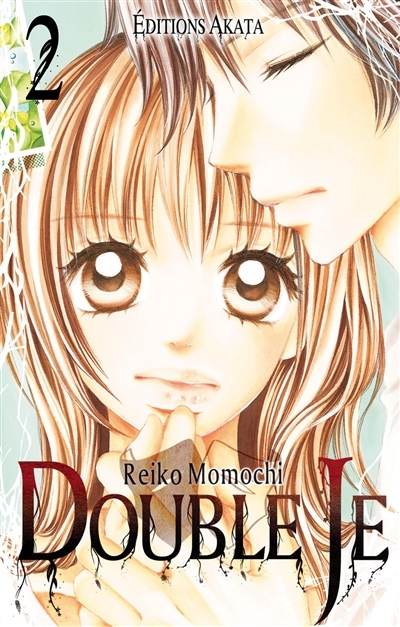 Couverture Double Je, tome 2