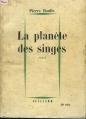 Couverture La Planète des singes Editions Julliard 1963