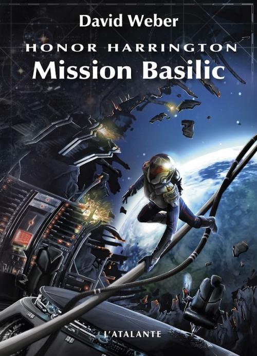 Couverture Honor Harrington (23 tomes), tome 01 : Mission Basilic