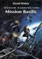 Couverture Honor Harrington (23 tomes), tome 01 : Mission Basilic Editions L'Atalante (La Dentelle du cygne) 2012