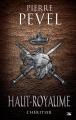 Couverture Haut-Royaume, tome 2 : L'héritier Editions Bragelonne 2014