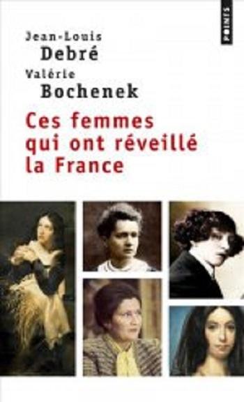 Couverture Ces femmes qui ont réveillé la France