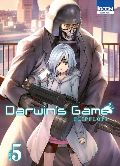 Couverture Darwin's Game, tome 05