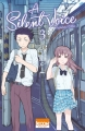 Couverture A silent voice, tome 3 Editions Ki-oon 2015