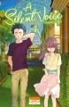 Couverture A silent voice, tome 4 Editions Ki-oon (Shônen) 2015