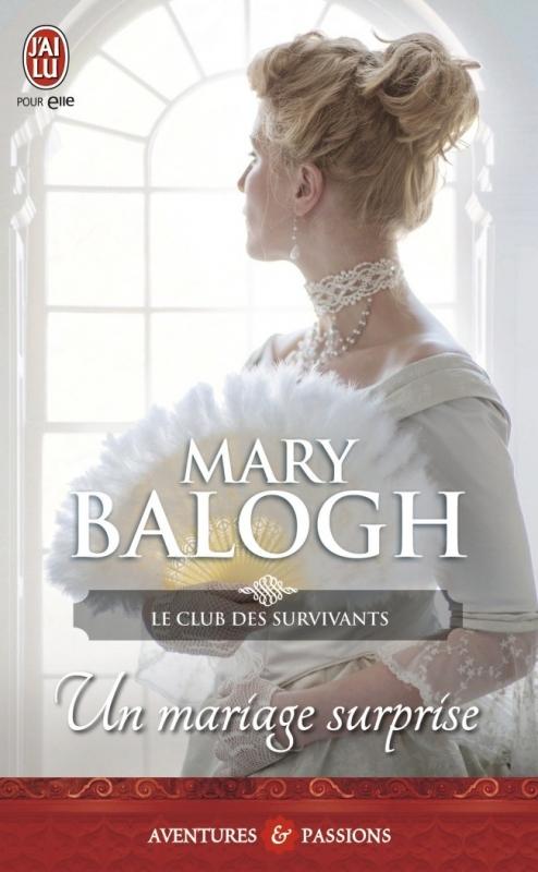 Couverture Le Club des survivants, tome 2 : Un mariage surprise